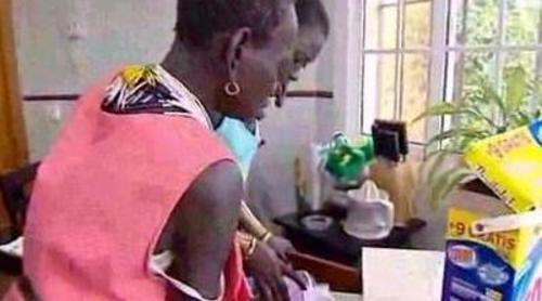 Las mujeres de la tribu Suri aprenden a poner una lavadora en 'Perdidos en la ciudad'