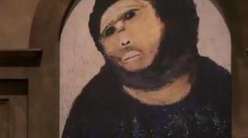 El Ecce Homo de Cecilia Giménez aparece en 'Hot in Cleveland'