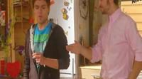 Javi y Jorge, de 'El culo al aire', se dan cuenta de que Tino ha desaparecido