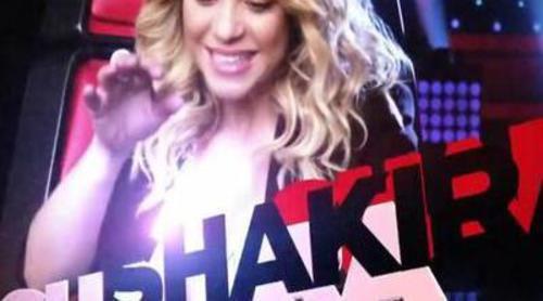 Teaser de 'The Voice' con Shakira y Usher