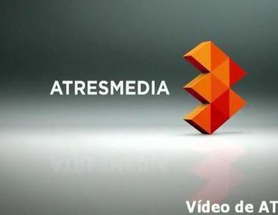 Promo de Atresmedia, la nueva identidad corporativa del Grupo Antena 3