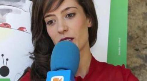 """Itsaso Arana: """"Andrea es un personaje que vela por la estabilidad emocional de su amiga Alba"""""""
