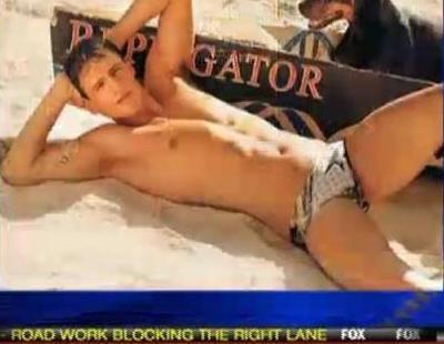 La estupidez de Ryan Lochte: el campeón olímpico provoca un ataque de risa a los presentadores de Fox Philadelphia