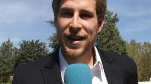 """Álvaro Cervantes: """"'Hermanos' es un viaje poco frecuente en televisión"""""""