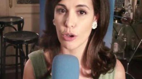 """Marta Torné: """"Estoy intrigada por saber qué pasara con Elena Cortázar. No hay ni rastro en la original 'Gran Reserva'"""""""