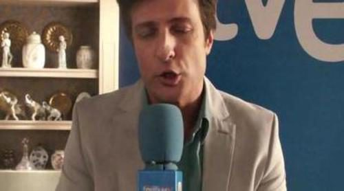 """Jesús Olmedo: """"Mi personaje en 'Gran Reserva. El origen' es todo lo contrario a su padre, Santiago"""""""