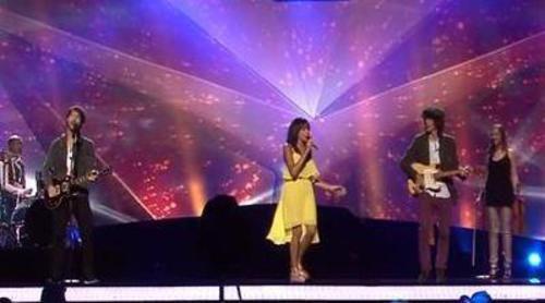 Primer ensayo de El Sueño de Morfeo en Eurovisión 2013
