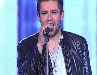 """Andrius Pojavis representa a Lituania con """"Something"""" en Eurovisión 2013"""