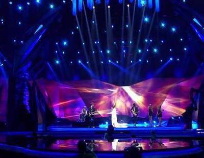 Segundo ensayo de El Sueño de Morfeo en Eurovisión 2013