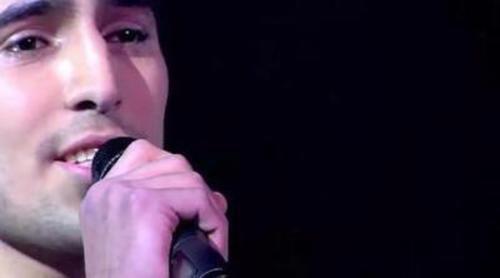 """Farid Mammadov representa a Azerbaiyán con """"Hold Me"""" en Eurovisión 2013"""
