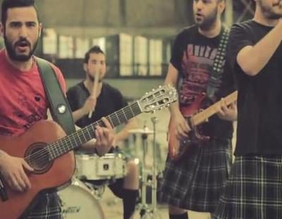 "Koza Mostra y Agathon Iakovidis representan a Grecia con ""Alcohol is free"" en Eurovisión 2013"