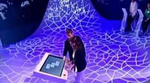 TVE desvela el plató de 'Letris' en la presentación del concurso