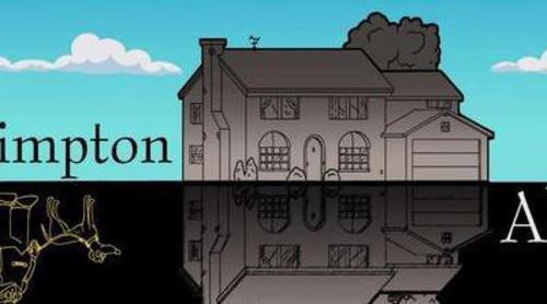 Cabecera de 'Los Simpson' estilo 'Downton Abbey'
