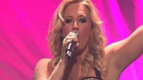 """Cascada representa a Alemania con """"Glorious"""" en Eurovisión 2013"""