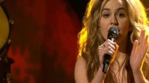 """Emmelie de Forest: """"Only Teardrops"""" canción ganadora en la final de Eurovisión 2013"""