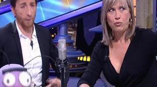Julia Otero y Pablo Motos, muy sexys con la explicación de Cospedal de la indemnización en diferido