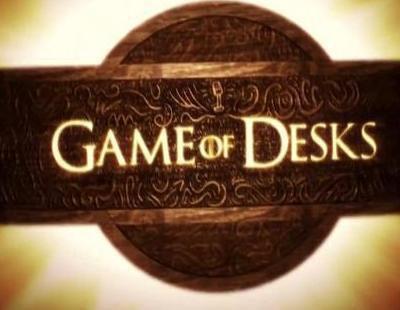 'Game of Desks', la parodia de 'Game of Thrones' ('Juego de Tronos') con Jimmy Fallon