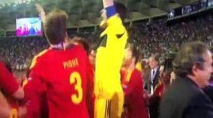 Así promociona Mediaset su próximo desafío deportivo, la Copa Confederaciones