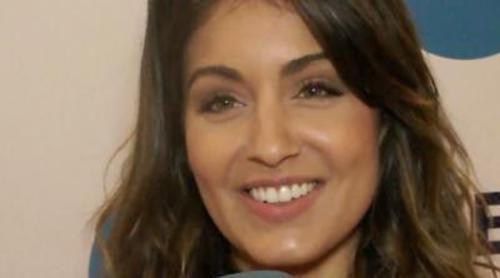 """Hiba Abouk: """"Me sorprendo de los giros que los personajes de 'El Príncipe' dan en cada guión"""""""
