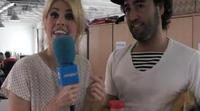 Adriana Abenia entrevista para FormulaTV.com a sus compañeros de 'Así nos va' Raúl Gómez y Marta Márquez