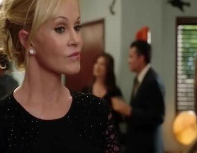 Melanie Griffith, la madre de Sabrina en la tercera temporada de 'Hope'
