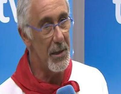 """Javier Solano: """"Si somos capaces de transmitir un poco la emoción de los Sanfermines, estaremos contentos"""""""