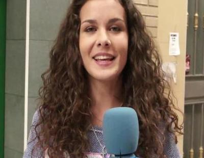 """Sandra Blázquez: """"Estuve en 'Tierra de lobos' pero como no se ha visto parece que no haya estado trabajando"""""""