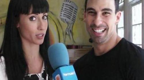 """Christian Sánchez: """"No podría decir que no a hacer una gira de 'Dreamland', ser cantante o sacar un disco"""""""