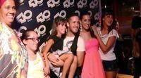 Imágenes del concierto de Emma Tejeda, Telva Rojas, Josh y Maribel Castillo en la sala 40 Café