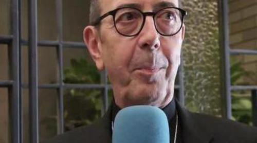 """Miguel Rellán: """"El obispo Aguilar las va a pasar canutas en 'He visto un Ángel', va a tener que pecar y mentir"""""""