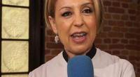 """Susi Díaz: """"El jurado de 'Top Chef' no tiene un rol específico, me dijeron que fuera yo misma"""""""