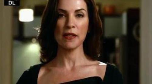 Primer tráiler de la quinta temporada de 'The Good Wife' de CBS
