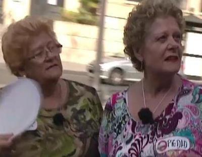 Piedad y María, protagonistas del encuentro surrealista de 'Lo sabe, no lo saben', regresan a concursar