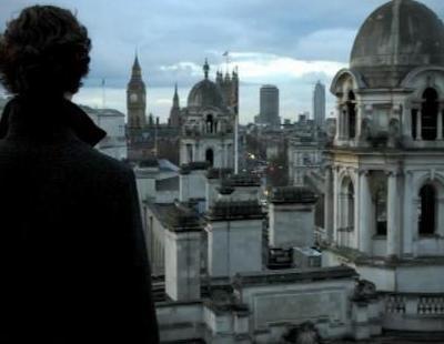 Avance de la nueva temporada de BBC con imágenes de la tercera temporada de 'Sherlock'
