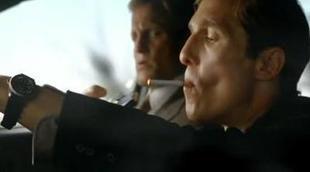Primera promo de 'True Detective', la serie que HBO estrenará en enero con Matthew McConaughey y Woody Harrelson
