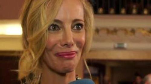 """Paula Vázquez: """"El FesTVal es un lugar de encuentro entre presentadores de otras cadenas"""""""