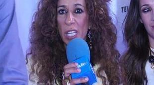 """Rosario Flores: """"Antonio Orozco está con nosotros en 'La Voz' como si estuviera de toda la vida"""""""