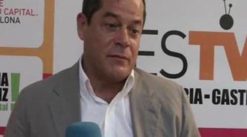 """Jorge Sanz: """"Siempre que puedo me gusta hacer la televisión que me gustaría ver"""""""