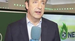 """Josep Pedrerol: """"Debemos darle a laSexta el peso que merece en deportes. Tenemos todos los medios"""""""