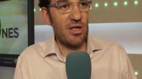 """César González Antón: """"Queremos subir la batalla de las 15:00 con Josep Pedrerol"""""""