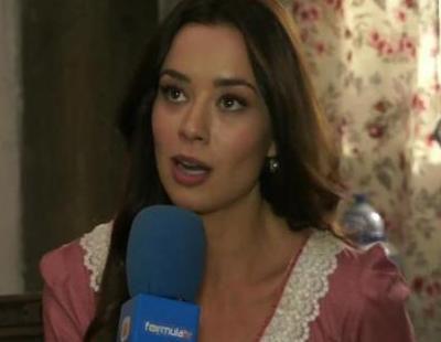 """Dafne Fernández: """"Nieves estará muy despechada en la tercera temporada de 'Tierra de lobos'"""""""