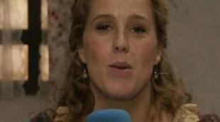"""María Castro: """"Mi personaje sufre bastantes cambios emocionales en la tercera temporada de 'Tierra de lobos'"""""""