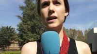 """Aura Garrido: """"Es importante saber de dónde venimos y 'Hermanos' retrata esa parte de la historia de España"""""""