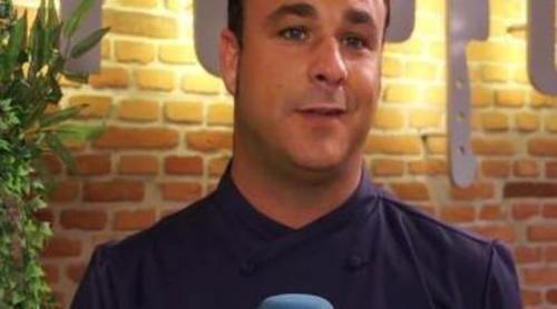 """Ángel León ('Top Chef'): """"No somos amateurs, somos gente que vivimos de la cocina"""""""