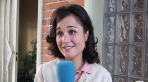 """Nadia de Santiago ('Amar'): """"Mi personaje destruye todo lo que había creado hasta ahora y estoy encantada"""""""