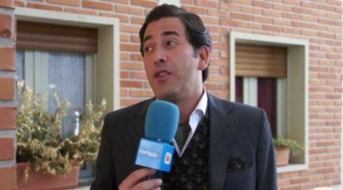 """Antonio Garrido: """"Mi personaje en 'Amar' sería capaz de matar por seguir adelante en sus negocios"""""""