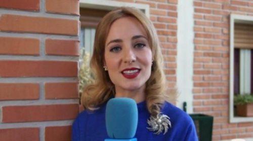 """Ángela Cremonte ('Amar'): """"Valeria va a sufrir mucho porque está enamorada del hermano de su marido"""""""