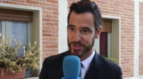 "Alfonso Bassave: ""DiagonalTV me había tanteado anteriormente, así que antes o después tenía que estar en 'Amar'"""