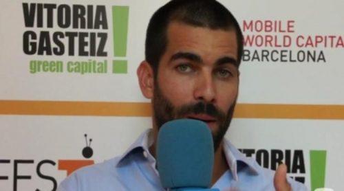 """Rubén Cortada: """"Hay momentos en los que 'El tiempo entre costuras' está incluso por encima del libro"""""""