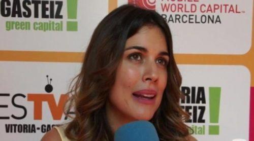 """Adriana Ugarte: """"Deseo que 'El tiempo entre costuras' se acerque a esa adaptación personal que cada uno ha hecho en su cabeza"""""""
